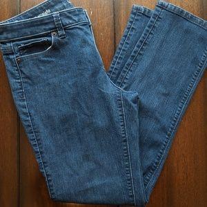 Ann Taylor LOFT modern straight jeans